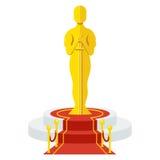 Βραβείο στην εξέδρα ελεύθερη απεικόνιση δικαιώματος