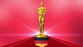 Βραβείο ταινιών ελεύθερη απεικόνιση δικαιώματος