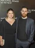 Βραβείο του Trey Edward Shults Nabs στα βραβεία ταινιών NBR Gala Στοκ Εικόνα