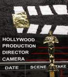 βραβείο Oscar στοκ εικόνες