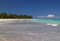 Βραζιλία, Alagoas, παραλία του Maceio Στοκ Εικόνες
