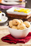 Βραζιλιάνα κουλούρια τυριών Στοκ φωτογραφία με δικαίωμα ελεύθερης χρήσης