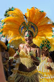 βραζιλιάνα carnaval οδός στοκ εικόνα