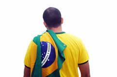 βραζιλιάνος ανεμιστήρας στοκ φωτογραφία