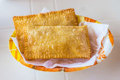 Βραζιλιάνα κρητιδογραφία τυριών στοκ εικόνα με δικαίωμα ελεύθερης χρήσης