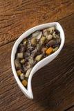 Βραζιλιάνα παραδοσιακά τρόφιμα αποκαλούμενα feijao de capataz Στοκ φωτογραφία με δικαίωμα ελεύθερης χρήσης