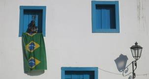Βραζιλιάνα χρώματα Στοκ φωτογραφία με δικαίωμα ελεύθερης χρήσης