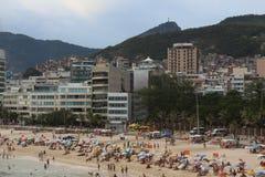 Βραζιλιάνος θερινός καιρός Στοκ Φωτογραφίες