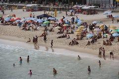 Βραζιλιάνος θερινός καιρός Στοκ φωτογραφίες με δικαίωμα ελεύθερης χρήσης