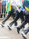 Βραζιλιάνος στρατός Στοκ Εικόνες