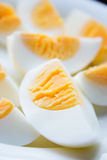 βρασμένα αυγά Στοκ φωτογραφία με δικαίωμα ελεύθερης χρήσης