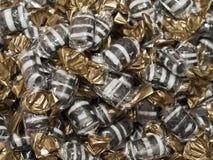 βρασμένα σκληρά γλυκά καρ&a Στοκ Φωτογραφία