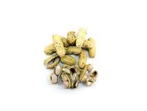 βρασμένα φυστίκια Στοκ φωτογραφία με δικαίωμα ελεύθερης χρήσης