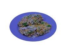 Βρασμένη επιδόρπιο τεθειμένη ζύμη καρύδα στοκ εικόνες με δικαίωμα ελεύθερης χρήσης