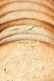 Βρασμένη στον ατμό φέτα ψωμιού Στοκ φωτογραφία με δικαίωμα ελεύθερης χρήσης