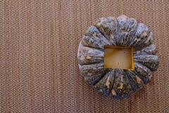 Βρασμένο στον ατμό αυγό κρέμας στην κολοκύθα, Στοκ φωτογραφία με δικαίωμα ελεύθερης χρήσης