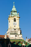 Βρατισλάβα, Σλοβακία Στοκ εικόνες με δικαίωμα ελεύθερης χρήσης