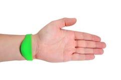 Βραχιόλι RFID Στοκ εικόνα με δικαίωμα ελεύθερης χρήσης