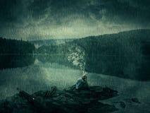Βρείτε την έμπνευση Στοκ φωτογραφία με δικαίωμα ελεύθερης χρήσης