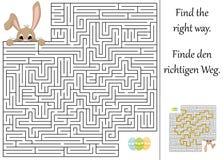 Βρείτε το σωστό τρόπο Στοκ φωτογραφία με δικαίωμα ελεύθερης χρήσης