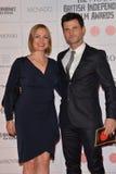 Βρετανικά ανεξάρτητα βραβεία 2014 ταινιών Moà «τ Στοκ εικόνα με δικαίωμα ελεύθερης χρήσης