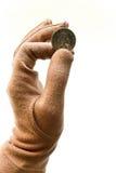 Βρετανικά χρήματα Στοκ φωτογραφίες με δικαίωμα ελεύθερης χρήσης