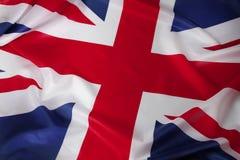 Βρετανική σημαία Στοκ Εικόνες