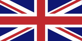 Βρετανική σημαία απεικόνιση αποθεμάτων