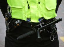 βρετανικός αστυνομικός Στοκ εικόνες με δικαίωμα ελεύθερης χρήσης