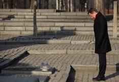 Βρετανικός πρωθυπουργός Ντέιβιντ Κάμερον Στοκ φωτογραφίες με δικαίωμα ελεύθερης χρήσης