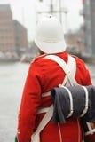 βρετανικός στρατιώτης Στοκ εικόνα με δικαίωμα ελεύθερης χρήσης