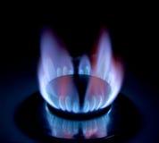 βρετανικό αέριο Στοκ Εικόνες
