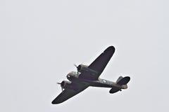 Βρετανικό βομβαρδιστικό αεροπλάνο Blenheim WW2 στοκ φωτογραφία