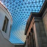 βρετανικό μουσείο Στοκ φωτογραφίες με δικαίωμα ελεύθερης χρήσης