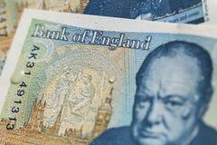 Βρετανικό νόμισμα 2017 Στοκ φωτογραφίες με δικαίωμα ελεύθερης χρήσης