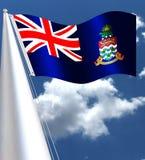 Βρετανικό υπερπόντιο έδαφος νησιών Κέιμαν ελεύθερη απεικόνιση δικαιώματος
