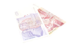 Βρετανικό GBP λιρών αγγλίας χρημάτων Στοκ Φωτογραφίες