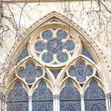 Βρετανοί στην παλαιές κατασκευή και τη θρησκεία του Λονδίνου Αγγλία Στοκ φωτογραφία με δικαίωμα ελεύθερης χρήσης