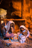 Βρεφικός σταθμός Χριστουγέννων στοκ φωτογραφία με δικαίωμα ελεύθερης χρήσης