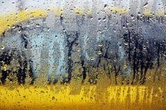 βροχή ημέρας Στοκ Εικόνα