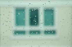 βροχή καθρεφτών απελευθέρωσης Στοκ Φωτογραφίες