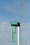 βροχή μετρητών Στοκ Φωτογραφία