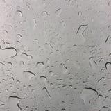 Βροχή στο sunroof στοκ εικόνα με δικαίωμα ελεύθερης χρήσης