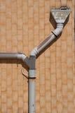 βροχή υδρορροών Στοκ εικόνα με δικαίωμα ελεύθερης χρήσης