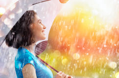 Βροχή φθινοπώρου