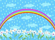 βροχή απεικόνιση αποθεμάτων