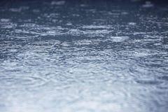 βροχή Στοκ Φωτογραφία