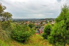 Βροχερή ημέρα στο πάρκο Wilson Αυστραλοί Στοκ φωτογραφίες με δικαίωμα ελεύθερης χρήσης