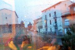 Βροχερή ημέρα Στοκ Εικόνα