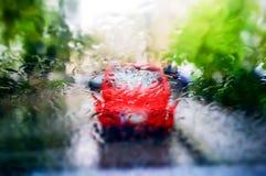 Βροχερή ημέρα Στοκ εικόνες με δικαίωμα ελεύθερης χρήσης